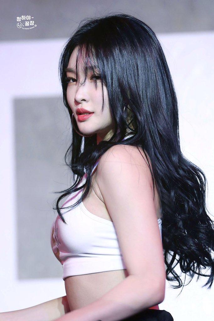 Nữ Thần Kpop Chungha quyến rũ với màn vũ đạo bốc lửa